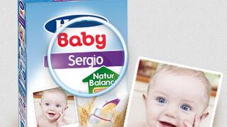 Hero Baby regala etiquetas con el nombre y la foto de los bebés