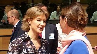 Tejerina defiende en Bruselas actuar de forma preventiva ante el veto ruso