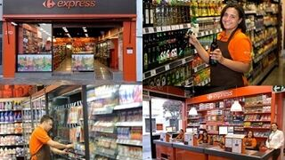 Carrefour exporta a Brasil su modelo Express