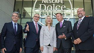 Nestlé inaugura una planta de Nescafé Dolce Gusto en Alemania