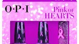 Pink of Hearts, iniciativa de OPI contra el cáncer de mama