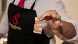 Jamón y paleta curado crecen el 10% en exportaciones hasta junio