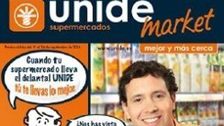 Unide recupera el delantal de tendero en su nueva campaña