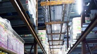 Nuevo almacén automatizado en altura de Henkel en Alemania