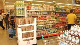 La oferta en los supermercados crece el 3,6% en la última década