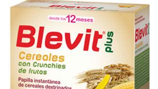 Blevit Plus Trocitos, sus primeros bocados