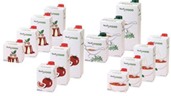 Tapón combiSwift para envases de alimentos de larga conservación