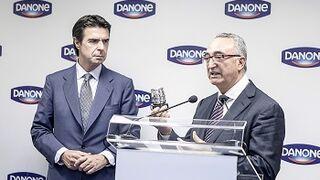 Danone coincide con el plan de industrialización del Gobierno
