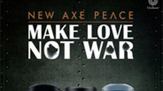 Axe Peace mueve a 400 millones de personas por la paz