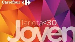 Nueva tarjeta joven de Carrefour con descuentos del IVA