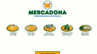 Mercadona lidera el ecommerce de alimentación con una web de los 90