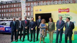 Pascual presenta su renovada y eficiente flota de vehículos