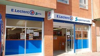 E.Leclerc Express también llega a Soria