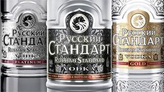 Osborne distribuirá vodka de Russian Standard