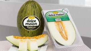 Nuevo melón de Vicente Peris en envase con atmósfera protectora