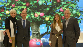 VOG presenta sus manzanas en Fruit Attraction
