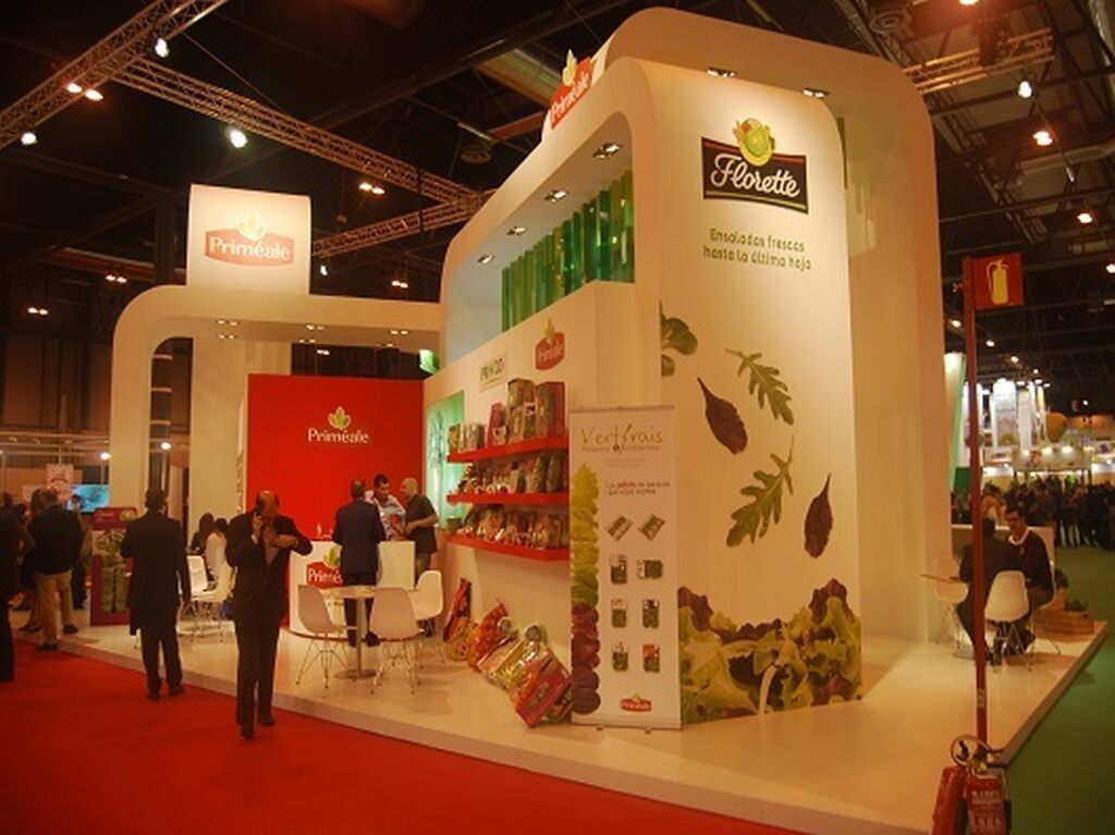 La cuarta gama no podía faltar a Fruit Attraction, como Florette