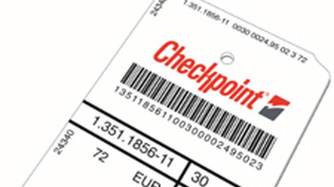 Checkpoint amplía su plataforma Check-Net para etiquetas RFID