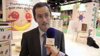Plaform en Fruit Attraction 2014