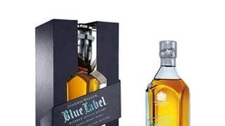Johnnie Walker etiqueta azul en edición limitada navideña