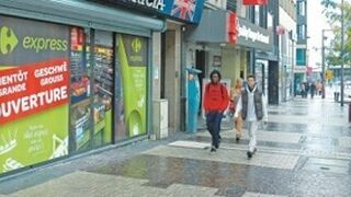 Carrefour se estrena en Luxemburgo capital