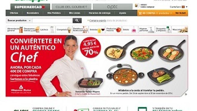 8e17d500eb2c El Corte Inglés Supermercados tendrá su App