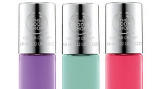 Nuevos esmaltes de uñas aptos para veganos de The Body Shop
