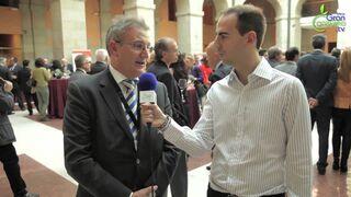 Ricardo Oteros (Aseacam ) avala el nuevo sello de calidad de Madrid