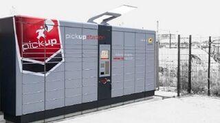 Casino despliega consignas automáticas en estaciones de tren