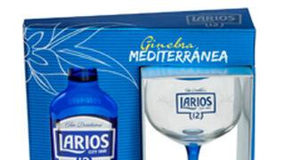 Gin tonics mediterráneos de Larios para esta Navidad