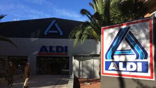 Fotos del supermercado Aldi en Capitán Haya (Madrid)