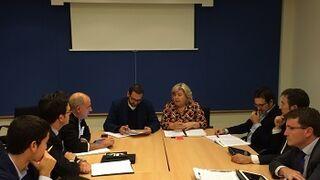 Asedas y organizaciones agrarias explican a Europa las prioridades de la cadena agroalimentaria