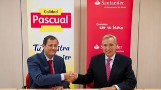 Pascual recurre al renting del Santander para renovar flota