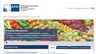 Un portal para ayudar a exportar a Alemania