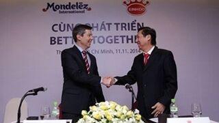 Mondelez refuerza su posición en Asia