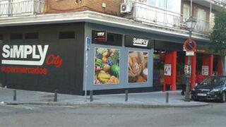 Nuevo súper Simply City en Madrid