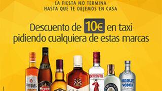 Pernod Ricard y mytaxi lanzan 'Hoy a casa en taxi'