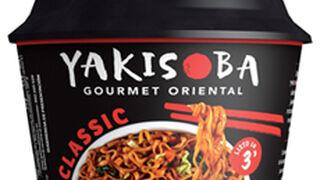 Gallina Blanca lanza Yakisoba, los fideos más gourmet