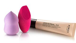 Diez tonos nuevos de Universal Fit, la base de maquillaje de Kiko