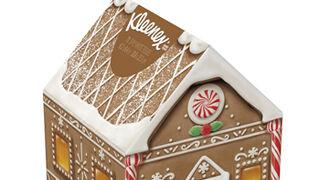 Kleenex rediseña sus cajas de pañuelos para Navidad