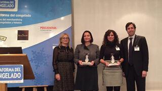 Dia y Gigante, ganadores de los premios Mes del Congelado 2014