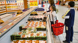 La facturación de alimentos congelados bajó el 1,9% en 2013