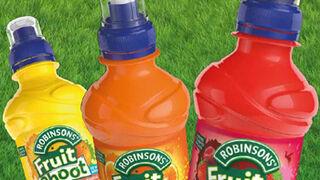 Nuevos sabores de zumo para niños Robinsons Fruit Shoot
