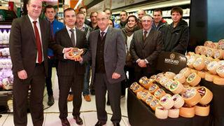 DO Idiazabal se une a Bm para promocionar el queso en Euskadi