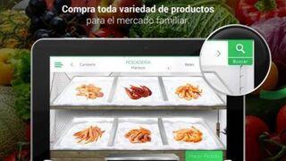 El Corte Inglés lanza una app para comprar en sus supermercados