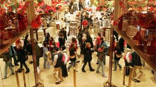 Los españoles gastarán unos 400 euros en sus compras navideñas