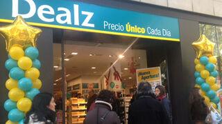 Fotos del nuevo Dealz en la calle Alcalá (Madrid)