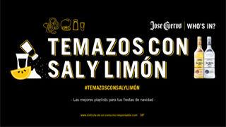 José Cuervo anima a bailar 'Temazos con Sal y Limón' esta Navidad