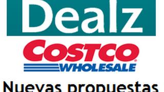 Dealz y Costco: Propuestas que llegaron en 2014