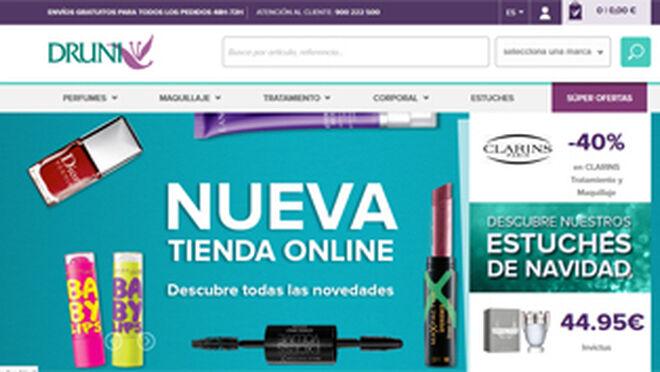44c9ec0b60 Nueva tienda online de Druni con envíos gratis